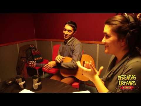 Sergio Zabala nos visitó - Lo entrevistamos y tocó en vivo