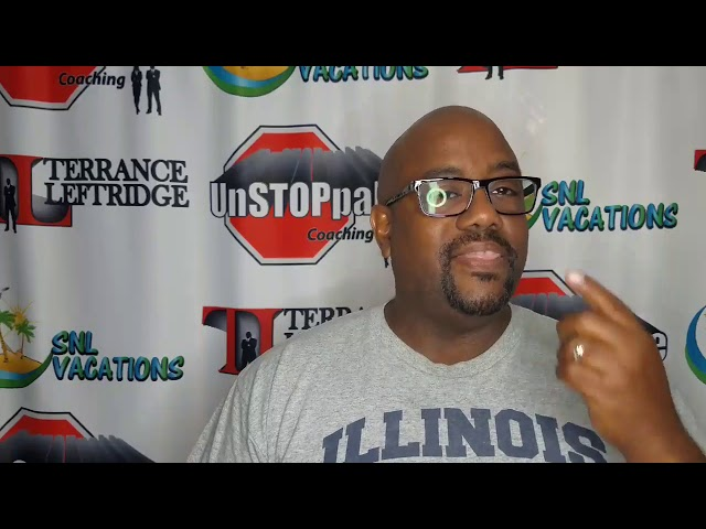 UnStopABLE THOUGHTS by Coach Terrance: Stunned. but Not STOPPED!