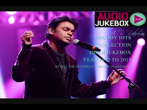 A. R. Rahman Soulful Melody Hits Collection 1992 to 2015 - H