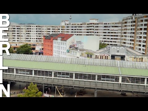 Many faces of West-Berlin – Time-Lapse-Video with Music (Berlin HeartBEAT)