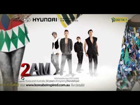 '2011 K-Pop Music Fest in Sydney' Commercial ver.1 (30 sec)