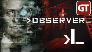 Thumbnail für das Observer-  zum Cyberpunk-Horror Let's Play