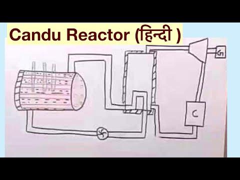 CANDU REACTOR (हिन्दी )!LEARN AND GROW