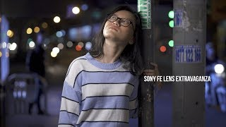 Songstress on the Edge of Heaven: Sony FE Lens Extravaganza