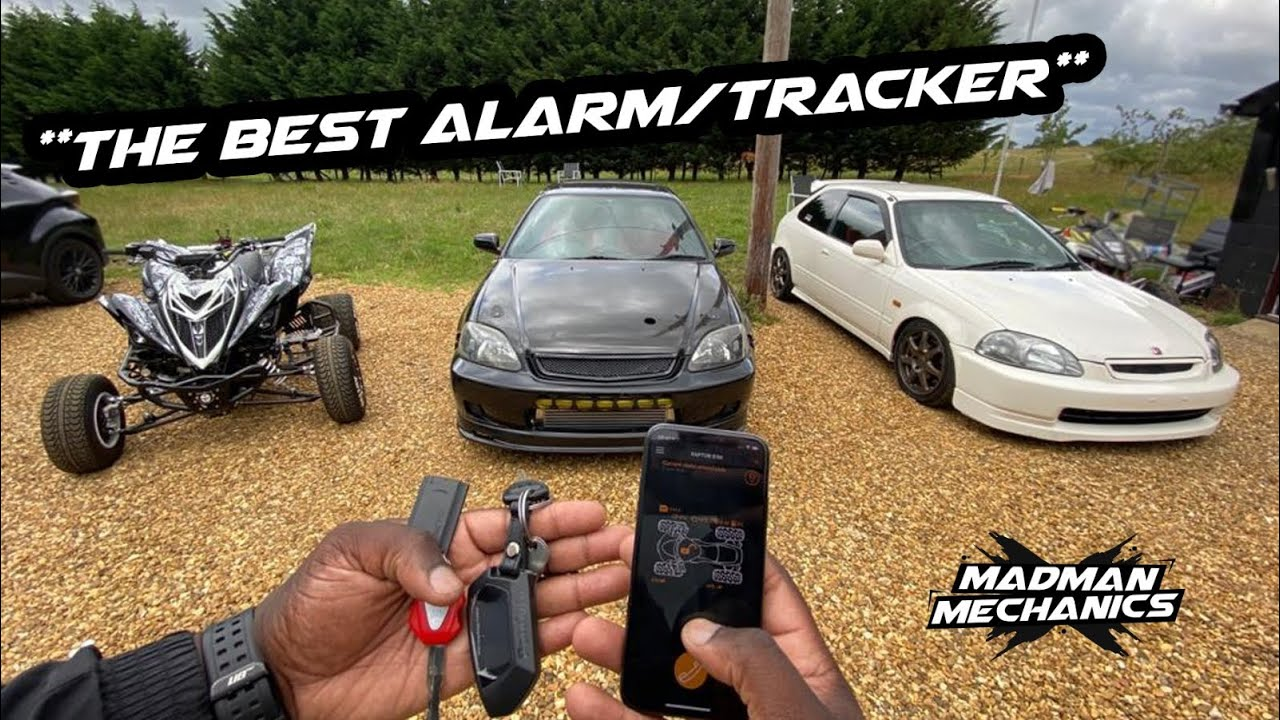 THIS IS THE BEST 2020 ALARM & TRACKER SYSTEM EVER!! **PETROL HEADS DREAM**