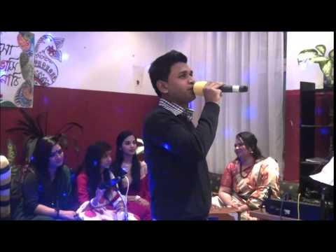 Tomare Dekhilo Paraano Bhoriya - Chondrogrohon LIVE SAIF