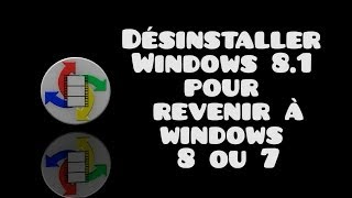 comment nettoyer windows 8.1