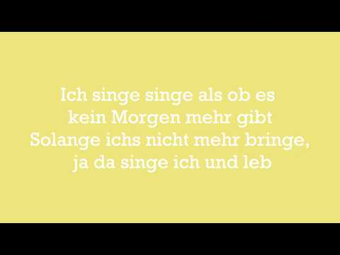 Hagen Stoll - Schieb Den Blues(lyrics)