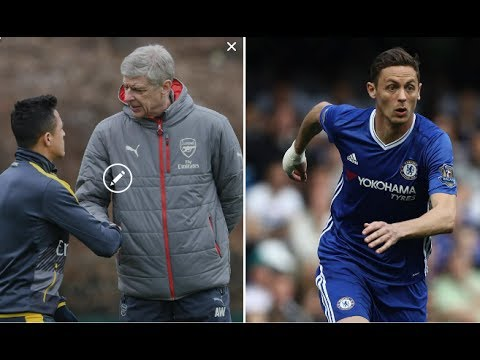 Wenger Texting Alexis Daily To Stay & Matic To Arsenal | AFTV Transfer Daily
