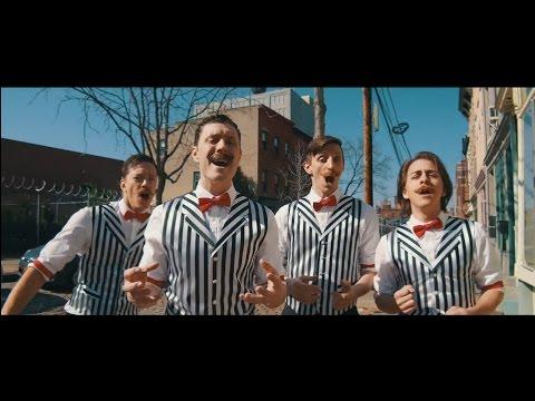 The Apple Boys - Ed Sheeran Shape of You (Barbershop Quartet)