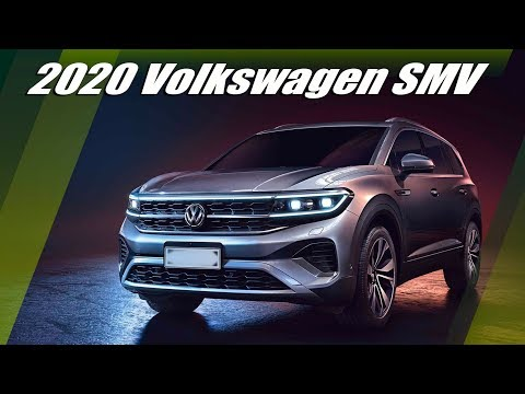 Best Stud Finder 2020 2020 Volkswagen SMV   Biggest VW SUV Ever Videos & Books