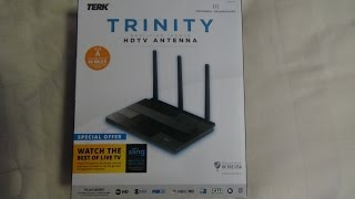TRINITY HDTV ANTENNA by TERK