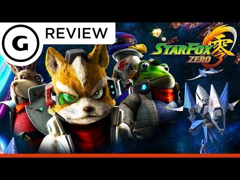 Star Fox Zero - Review