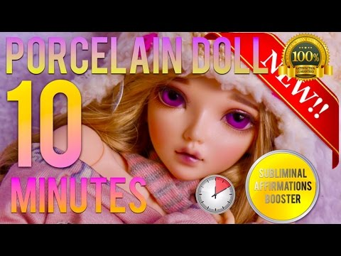 🎧 LOOK LIKE A PORCELAIN DOLL IN 10 MINUTES! SUBLIMINAL AFFIRMATIONS BOOSTER! REAL RESULTS DAILY!