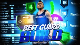 100% CONFIRMED BEST GUARD BUILD IN NBA 2K20! 60+ BADGES! MOST VERSATILE BUILD IN NBA 2K20!