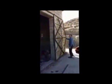 подъемные гаражные ворота своими руками чертежи схемы