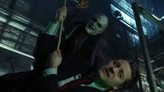 Gotham S05E12 - Gordon & Jeremiah/Joker Ace Chemicals scene