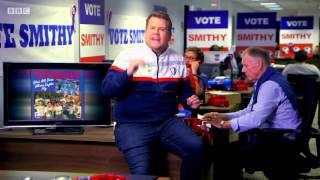 Smithy Runs for Fifa President - Sport Relief Special