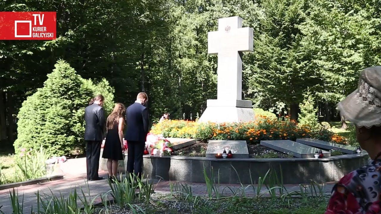 Obchody 76. rocznicy mordu inteligencji polskiej w Czarnym Lesie