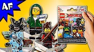 Lego Ninjago Movie: Minifigure Series 71019 BLIND BAG Opening