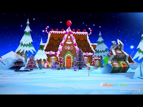 Nick Jr Too UK Christmas Continuity And Idents 2016