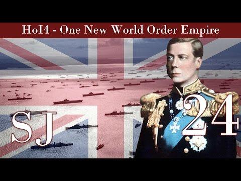 United Kingdom | Hearts of Iron IV | One New World Order British Empire # 24