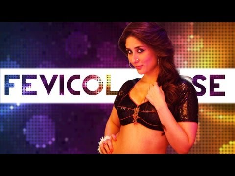 Fevicol Se Dabangg 2 Official Video Song ᴴᴰ | Salman Khan, Sonakshi Sinha Feat. Kareena Kapoor