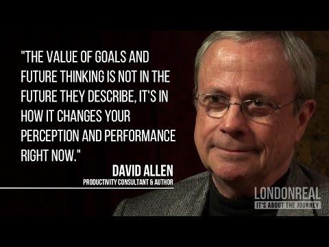 The Future Is An Illusion - David Allen