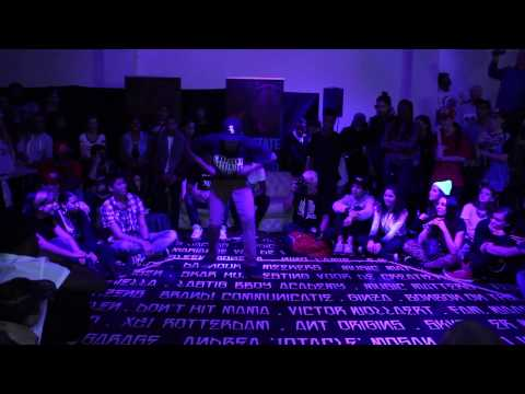 Shay (The Kulture kids/Dutch Soul Supply) | Hip Hop Judge Demo - Wrecking Shop Holland 2013