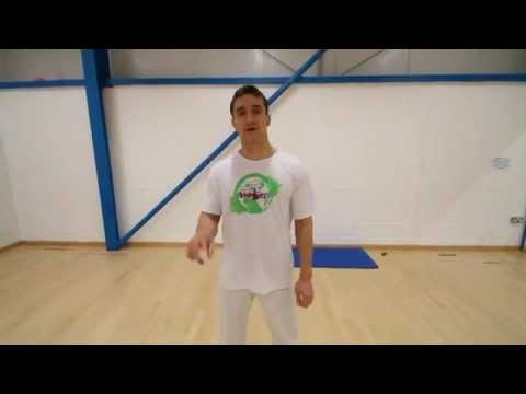 Capoeira - Queda de rins (Be Freeze) - Fio Santos - English