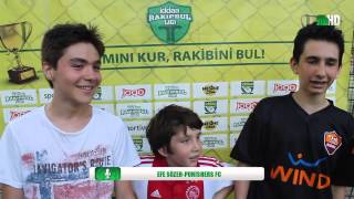 Yusuf Uçar- Punisher Fc / İZMİR / iddaa Rakipbul Ligi 2015 Açılış Sezonu