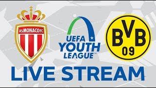 Monaco vs. Dortmund: UEFA Youth League LIVE!