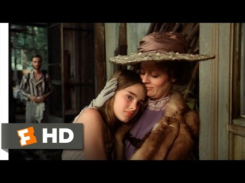 Pretty Baby (8/8) Movie CLIP - Hattie Takes Violet Away (1978) HD