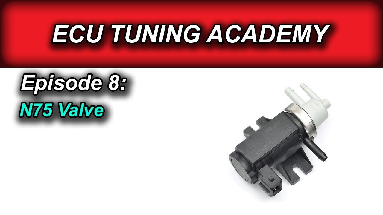 008 ECU Tuning N75 Valve (Boost Control Valve)