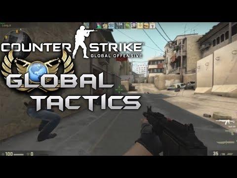 GLOBAL TACTICS!! || CS-GO Comp Match Funny Moments ||