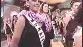 Miss Universe 1998- Semifinalists
