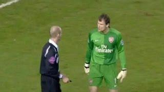 Boro v Arsenal 2006-07 YAKUBU HENRY GOAL LEHMAN CRACKERS