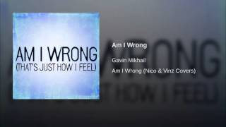 Am I Wrong - Nico and Vinz Cover by Gavin Mikhail