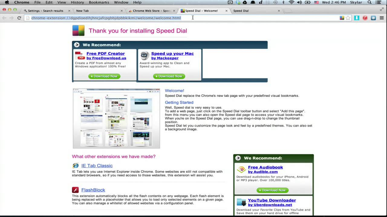 How to Customize Google Chrome's Most Visited : Using Google Chrome or  Firefox