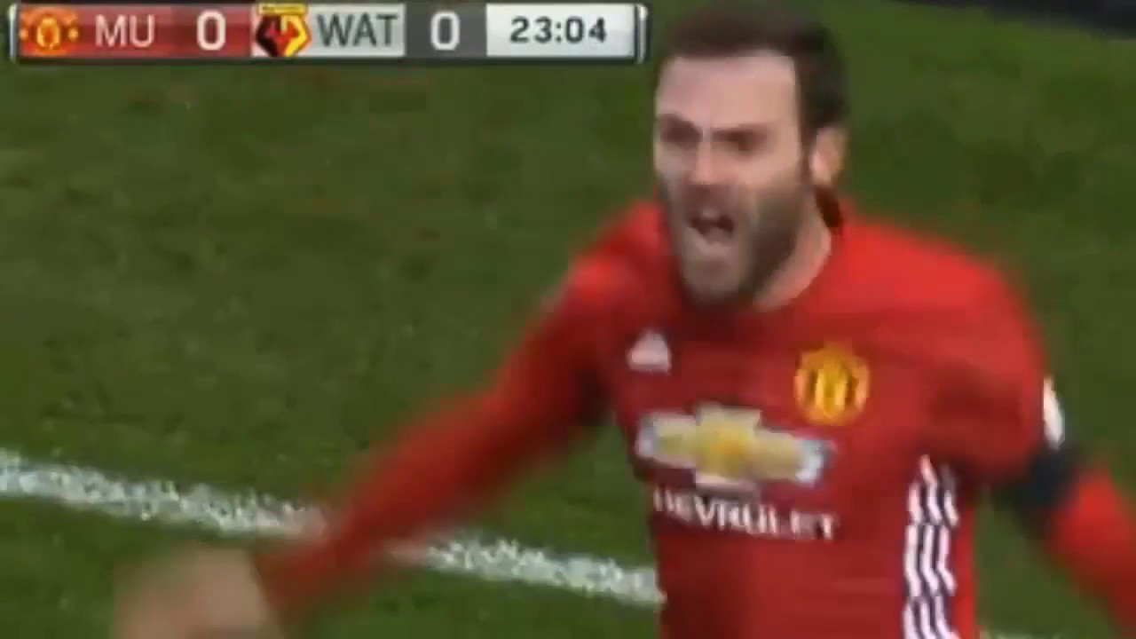 Download Manchester United vs Watford 2 0 All Goals & Extended Highlights 11 02 2017 HD