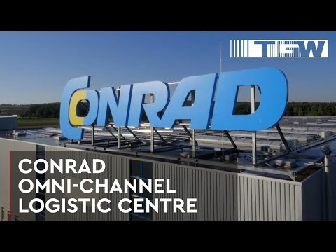 CONRAD ELECTRONIC, TGW delivers Omni-Channel-Distribution Center (english)