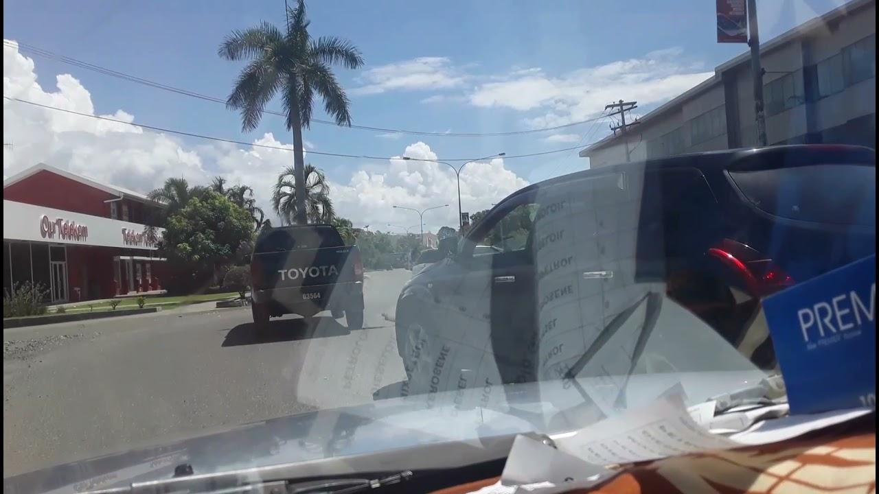 Download Driving around Honiara City,Solomon Island 2021