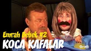 Koca Kafalar - Emrah Bebek #2 (Komedi)