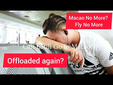 Immigration story part 2 (offloaded in Philippine Airport going to Macao) Air Asia Airline