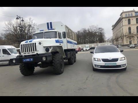 #Инспектора ДПС ОГИБДД оказались умней сотрудников ОМОН…