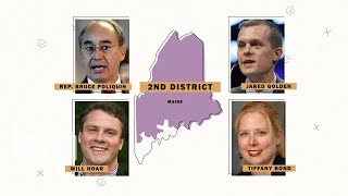 How ranked choice voting could tip the scales in Maine's tight 2nd District