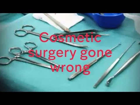The ugly side of private cosmetic surgery