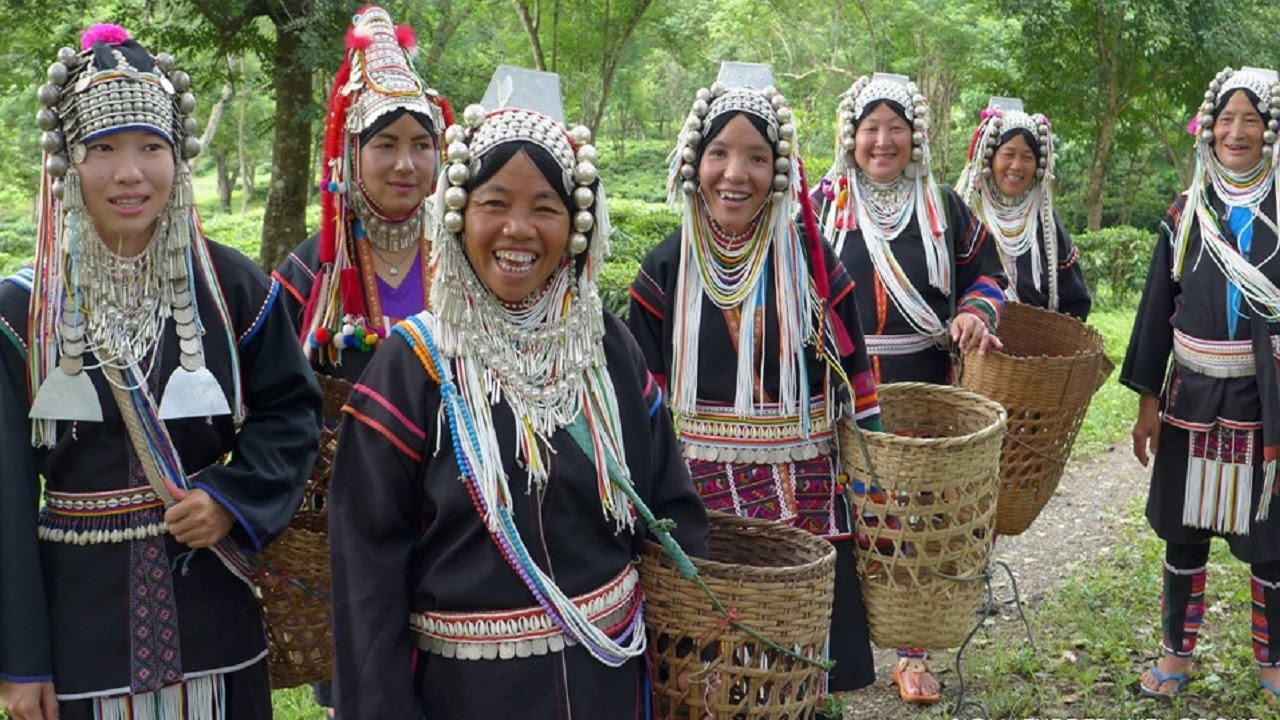 Image result for hill tribe chiang Rai