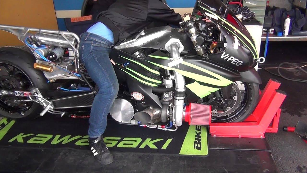 Kawasaki Kzzr Turbo