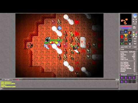 Tibia [7.3] Medusa Shield Quest
